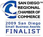 2009 SBA Award Finalist