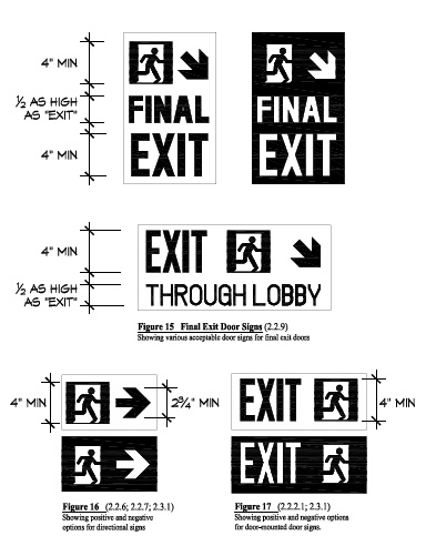 New York City Fire Codes The Exit Light Company
