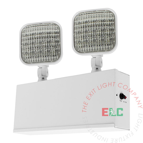 Industrial Emergency Lights El Hdled Exit Light Co