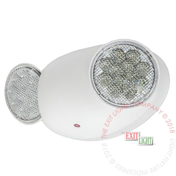 Ul Listed Product Bright Led Emergency Light Oval High Output Lamps