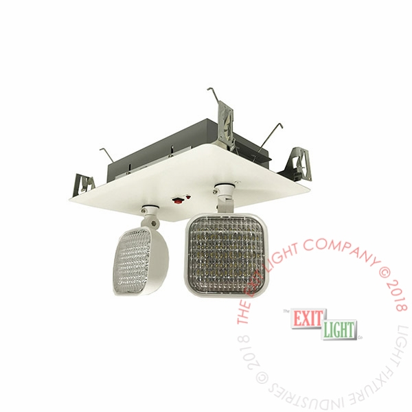 Emergency Lights Recessed Exit Light Co