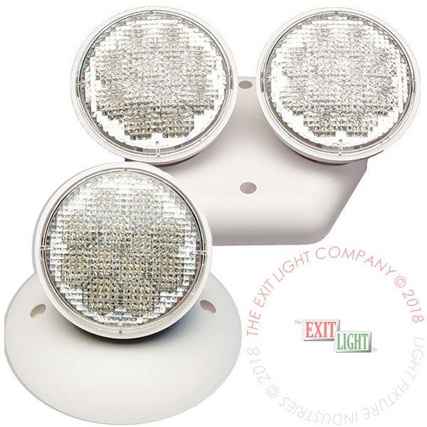 LED Remote Head   Single or Double   3 Volt