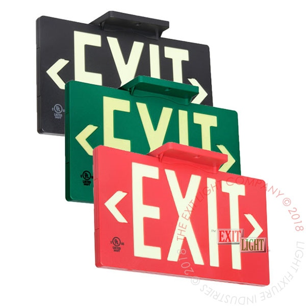 Power Free Exit Signs Exit Light Co